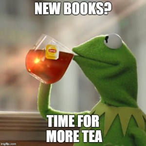 new books kermit