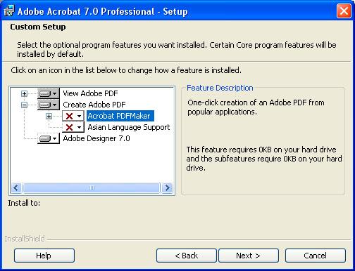 office 2003 professional installer