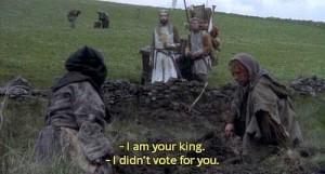 Monty Python annoying peasant