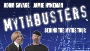 mythbusters live