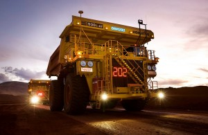robot mining
