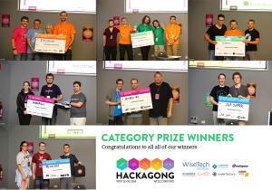 hackagong prize winners