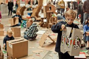 global cardboard