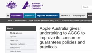 accc apple