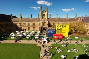 usyd open day