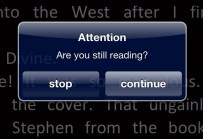 uBooks Attention