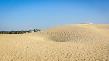 La Grande Dune, Tunezja / The Dune Sea