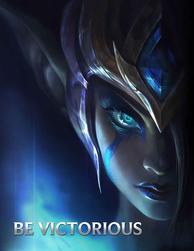 Who could it be? Morgana? Zyra? Riven?