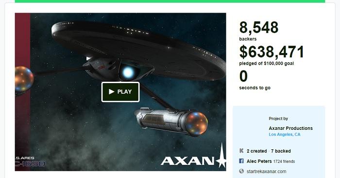 Axanaar Earned Over $600,000