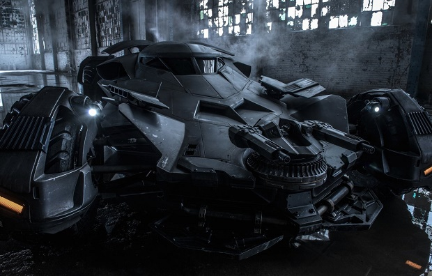 What is there to hate? All the Batmobiles have had cannons and I think this one can fly which is a major bonus in my eyes.