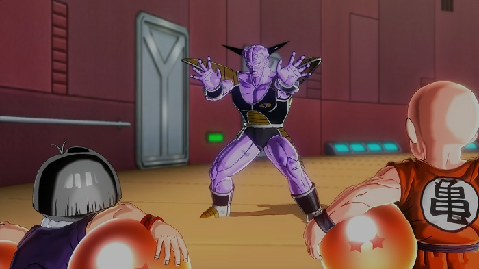 Is Captain Ginyu Trying To Warn Krillin and Gohan?