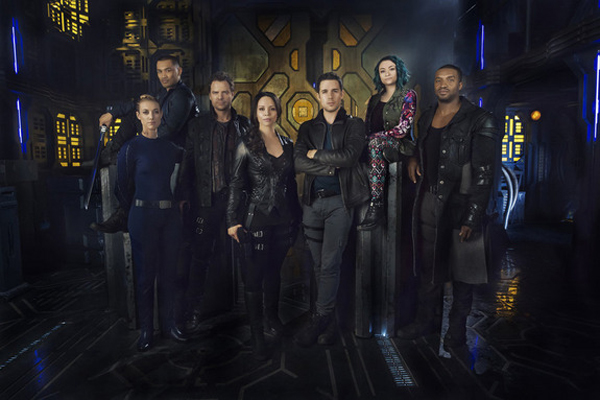 DARK MATTER Season 1 Cast