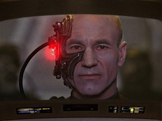Locutus: Jean-Luc Picard Assimilated