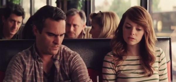 Irrational Man with Emma Stone and Joaquinn Phoenix