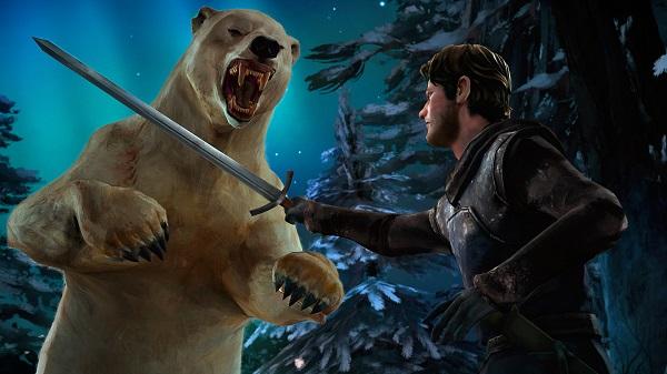 Gared bear