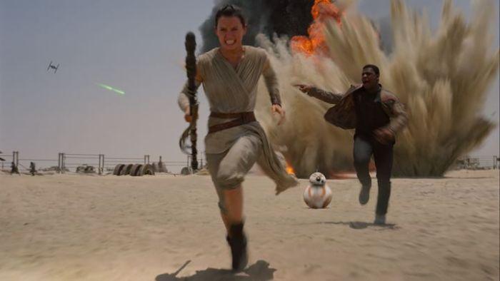 Leaked Star Wars Script
