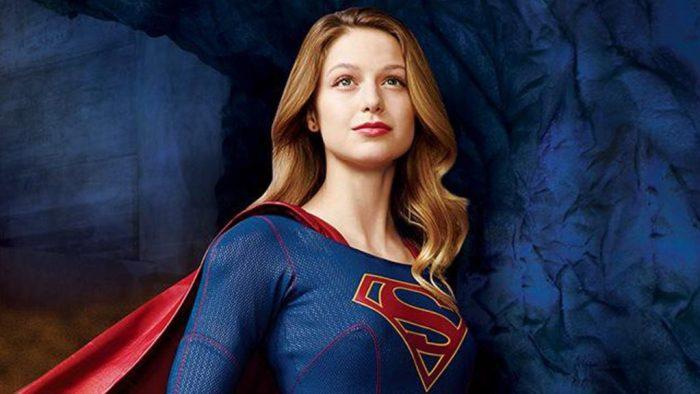 Supergirl tv superman