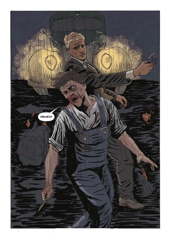 Malevolence Page Sample 2