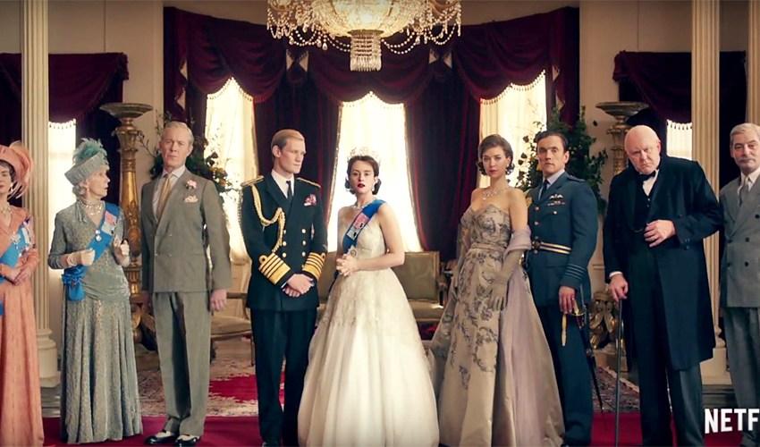 Top 10 beste Britse royals in film en TV