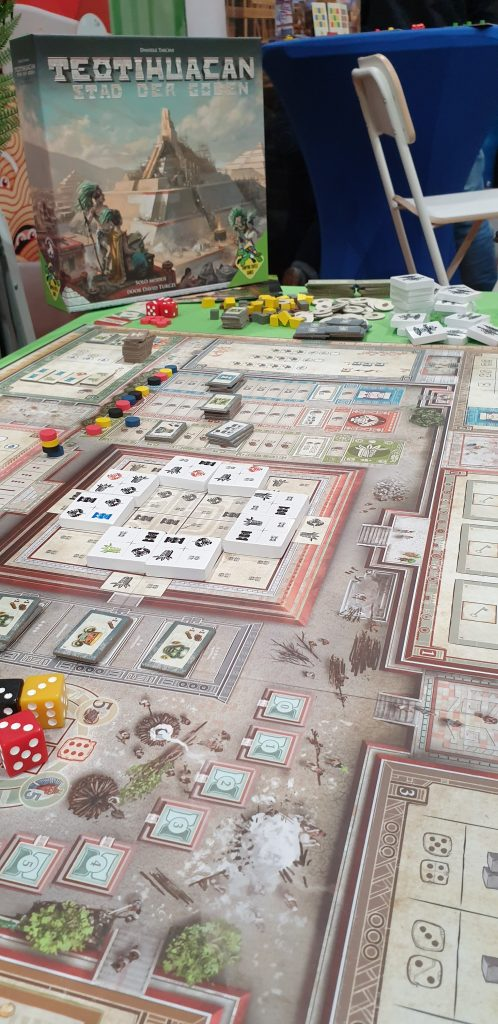 Teotihuacan: City of Gods (Happy Turtle Games)