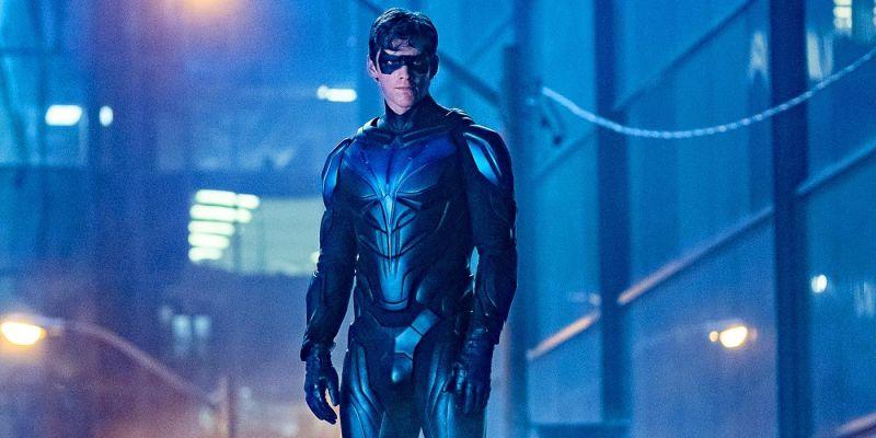 Recensie Titans seizoen 2 Nightwing