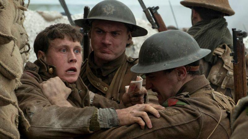 Recensie: 1917 is een oorlogsfilm met weinig geschiedenis