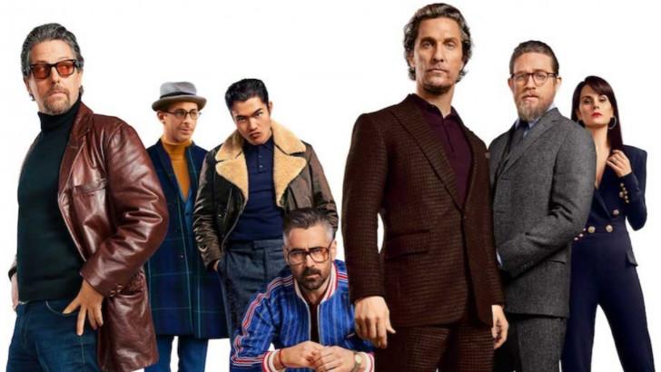 Recensie: The Gentlemen is typisch Guy Ritchie