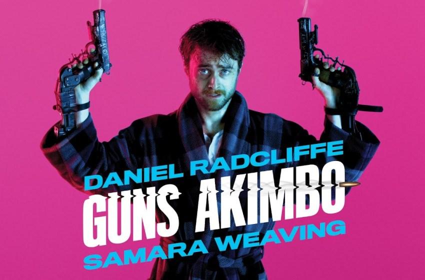 Recensie: Guns Akimbo is een videogame in filmvorm