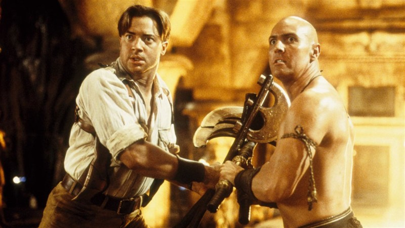 Een ode aan Brendan Fraser: The Mummy Returns
