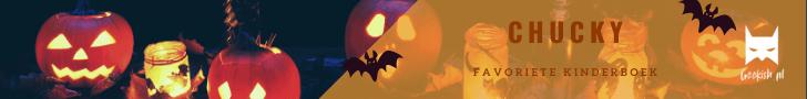 Horrortober: de ultieme horror book tag met Chucky