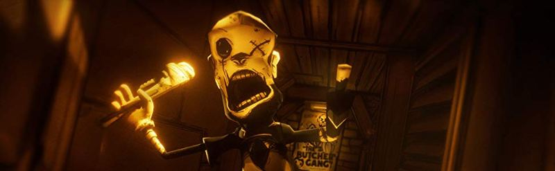 Horrortober: Review van Bendy and the Ink Machine