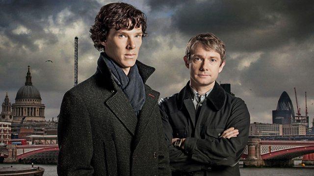 Sherlock (BBC variant) blijft ijzersterk