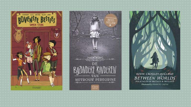 ABC-boekenblog: boektitels die beginnen met een B