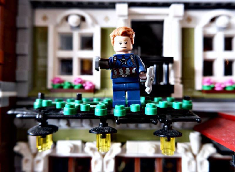 MCU Geekish Captain America the first avanger