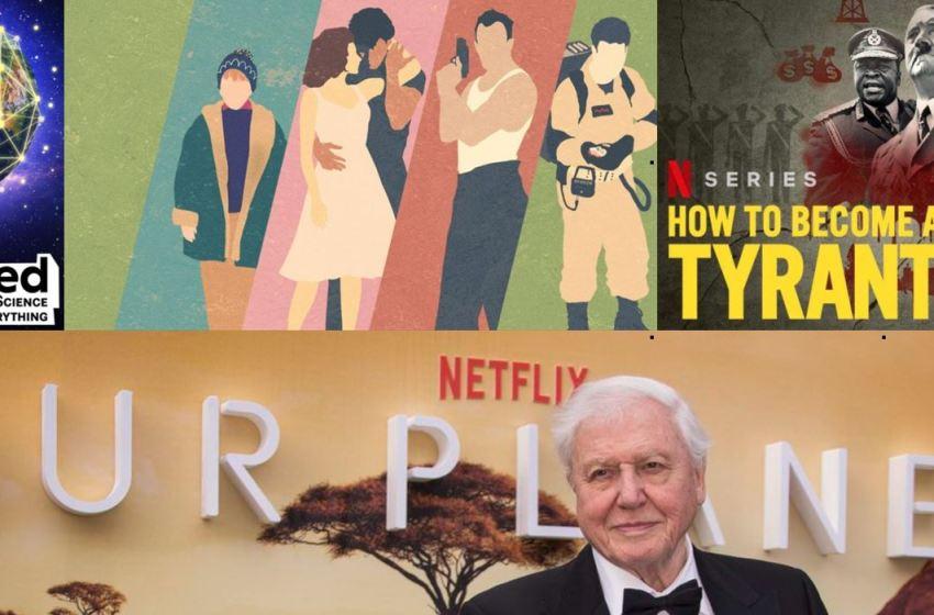 5 leuke docu series op Netflix
