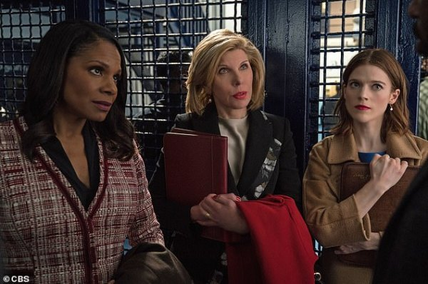 The Good Fight vrouwen