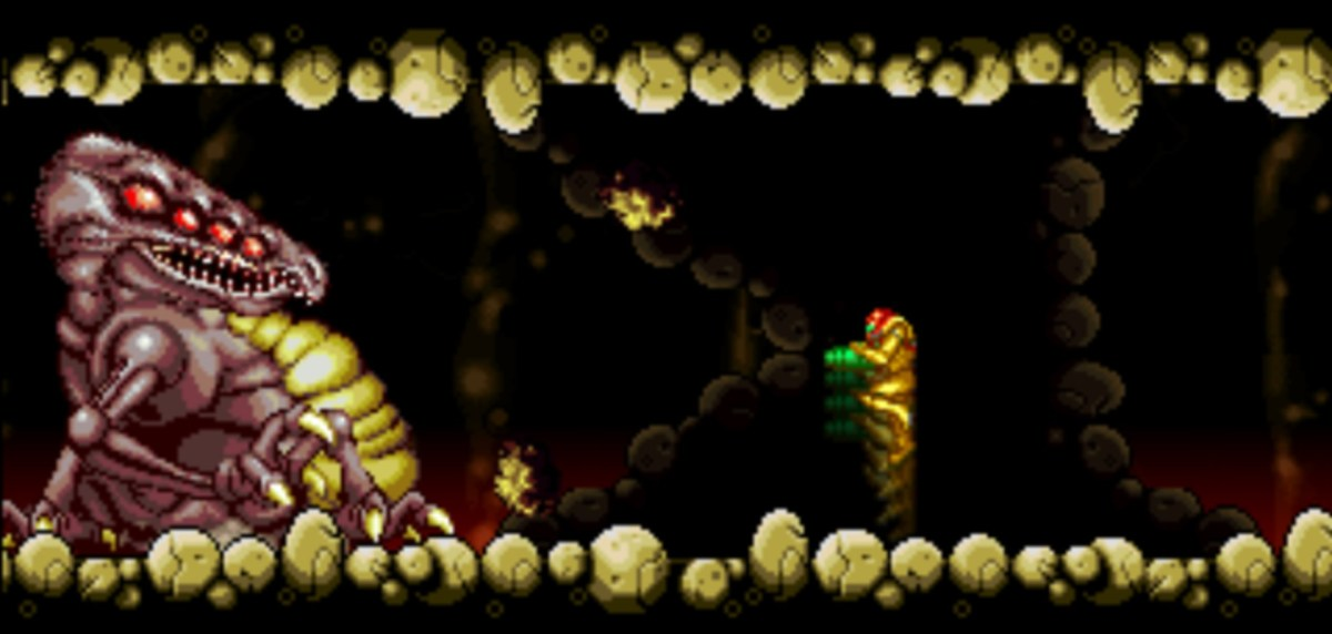 Metroid - Confrontation wide pic 2