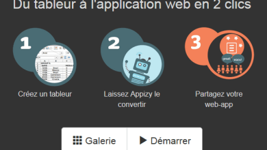 Photo of Appizy: Générer des applications web dynamiques à partir de tableur Excel ou OpenDocument