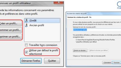 Photo of Gestionnaire de profils: créer plusieurs profils utilisateurs sur Firefox