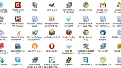 Photo of #Astuce : Récupérer la liste de tous les logiciels installés sur Windows