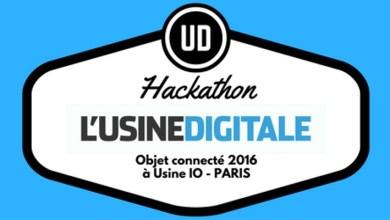 Photo of Hackathon Objets Connectés de L'Usine Digitale – Saison 2