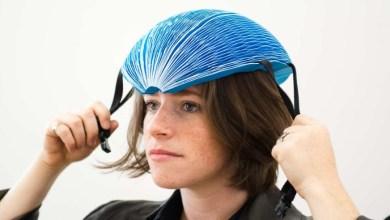 Photo of EcoHelmet : le casque vélo en carton pliable et recyclable