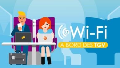 Photo of La SNCF met du Wifi à bord des TGV pour un accès gratuit à Internet