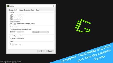 Photo of Greenshot : l'outil de captures d'écran ultime (et gratuit) sur Windows
