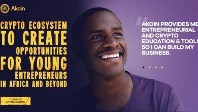 Photo of #FinTech : Akoin, la cryptomonnaie pour la révolution financière en Afrique, imaginée par Akon