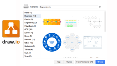 Photo of Draw.io, l'outil gratuit pour créer des diagrammes et schémas rapidement en ligne