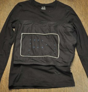 LED Matrix Shirt