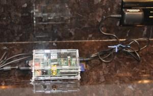 Minimalist Pi setup.