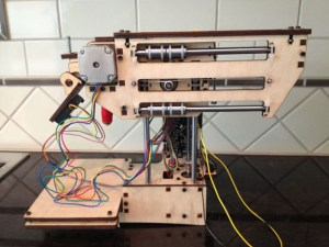 PrintrBot Simple - almost complete.