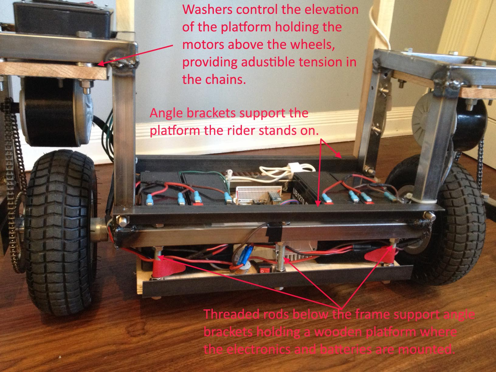 "The ""Halfway"" – A Self-Balancing Scooter – Geek Mom Projects"